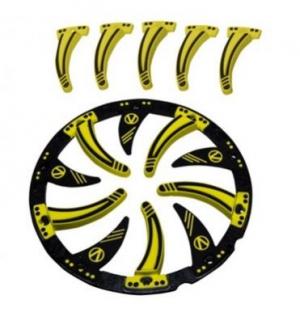 Корона Virtue Crown 2 Rotor Yellow
